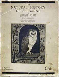 white-gilbert-natural-history-of-selborne