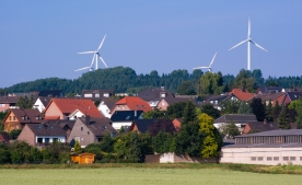 Windmill generators in Germany