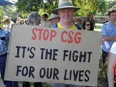 stop csg protest