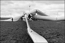 turbine down