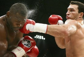 kock-out punch