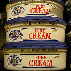 King Island Cream
