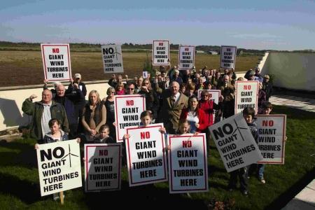 farm protest