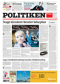 Politiken_front_page