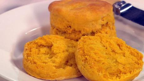 Pumpkinscones