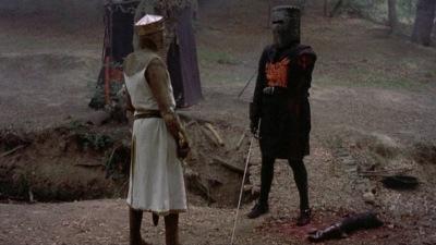 Monty Python Holy Grail screen1