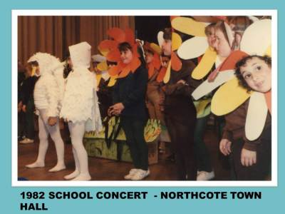 1982 School Concert
