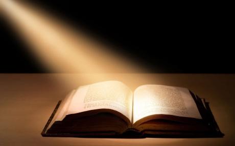 bible-light-rays