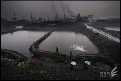 china rare earth toxic lake