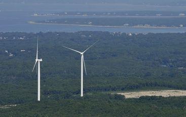 falmouth turbines