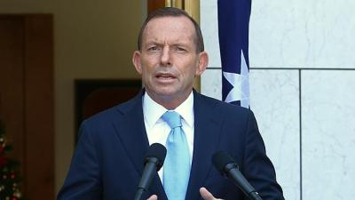 Tony Abbott 18.12.13