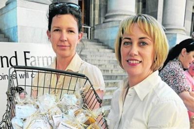 Naomi Bittner & Tania Stock