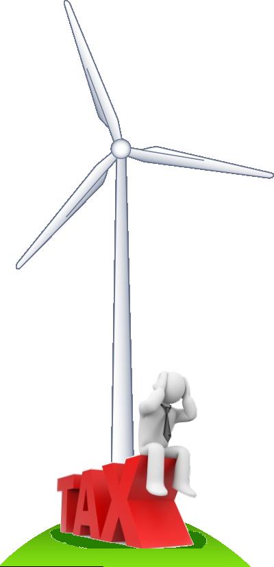 tax for windmill