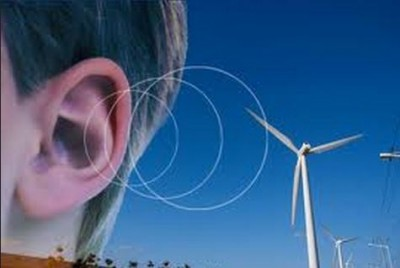 wind farm noise