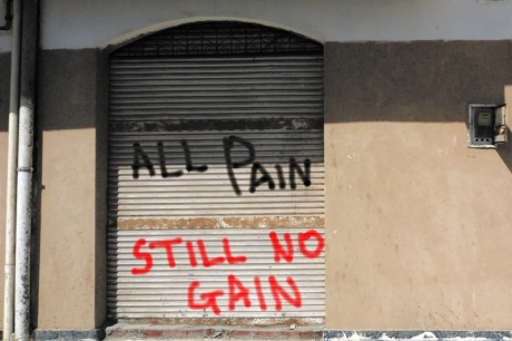 all pain no gain