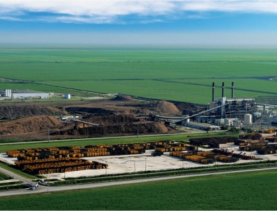 bagasse power plant