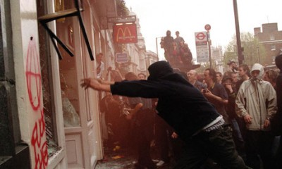 May Day Riot