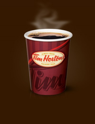 Canadian Coffee: Tim Horton's - or