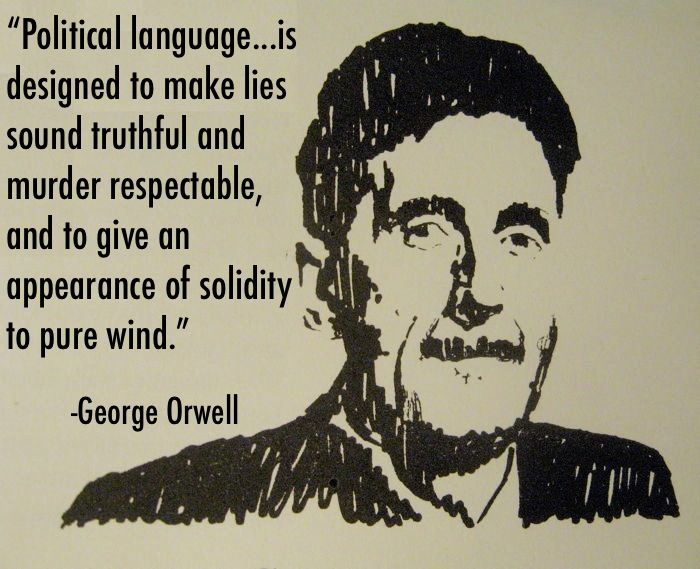 Orwell was an Optimist