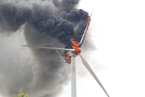 Wind turbines and the problems caused by their nasty for Mini eolienne pour particulier