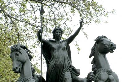 Boudicca_Statue