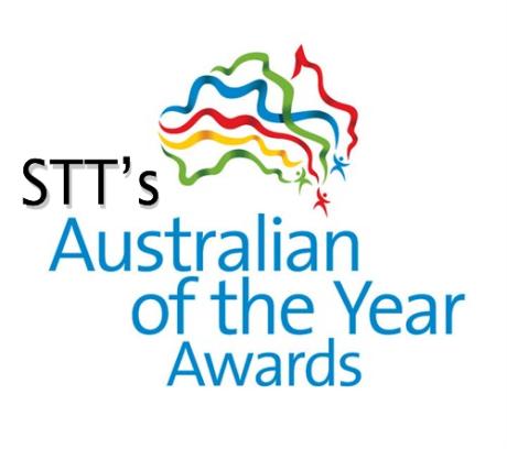 STTAustralianof the year