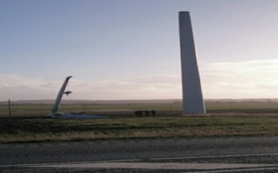 turbine collapse denmark 3