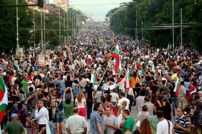 Image result for bulgaria protests 2013
