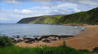 Kinnego Bay in north Inishowen