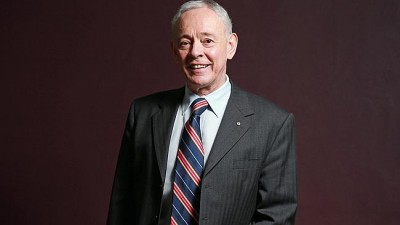 Senator Bob Day: determined to bring an end to the madness.