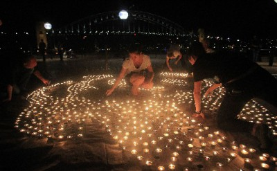 earth-hour-sydney-opera-house