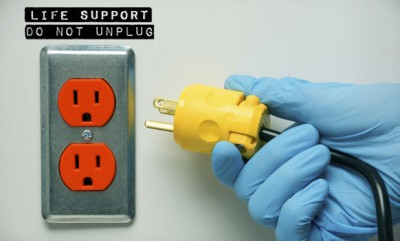 plug LifeSupportSlider