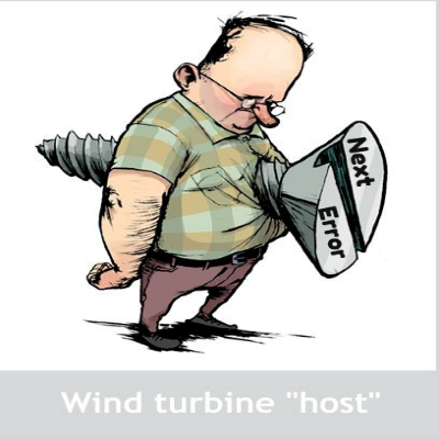 wind turbine host