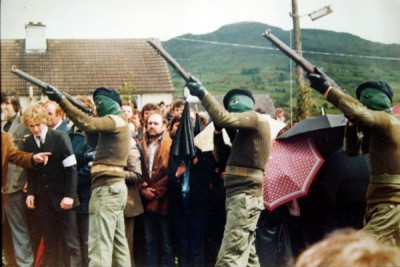 IRA firing-party