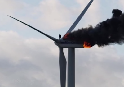 turbine fire kills workers