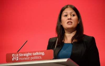 Lisa Nandy, Labour's shadow energy secretary