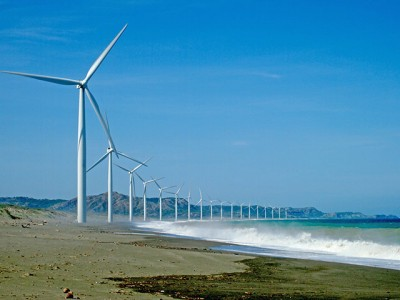 philipines wind farm