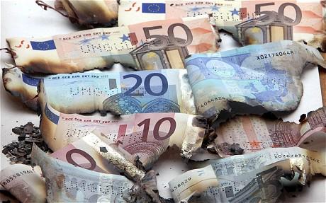 burnt Euros