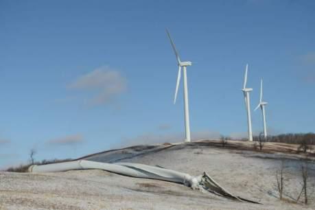 TurbineCollapse mill run 2014