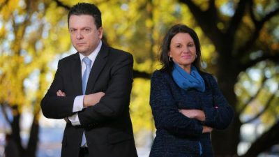 Xenophon and Lambie