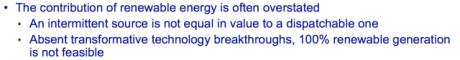 Figure 12. Excerpt from Keynote Address slide at US Energy Administration Conference by Steve Kean of Kinder-Morgan.
