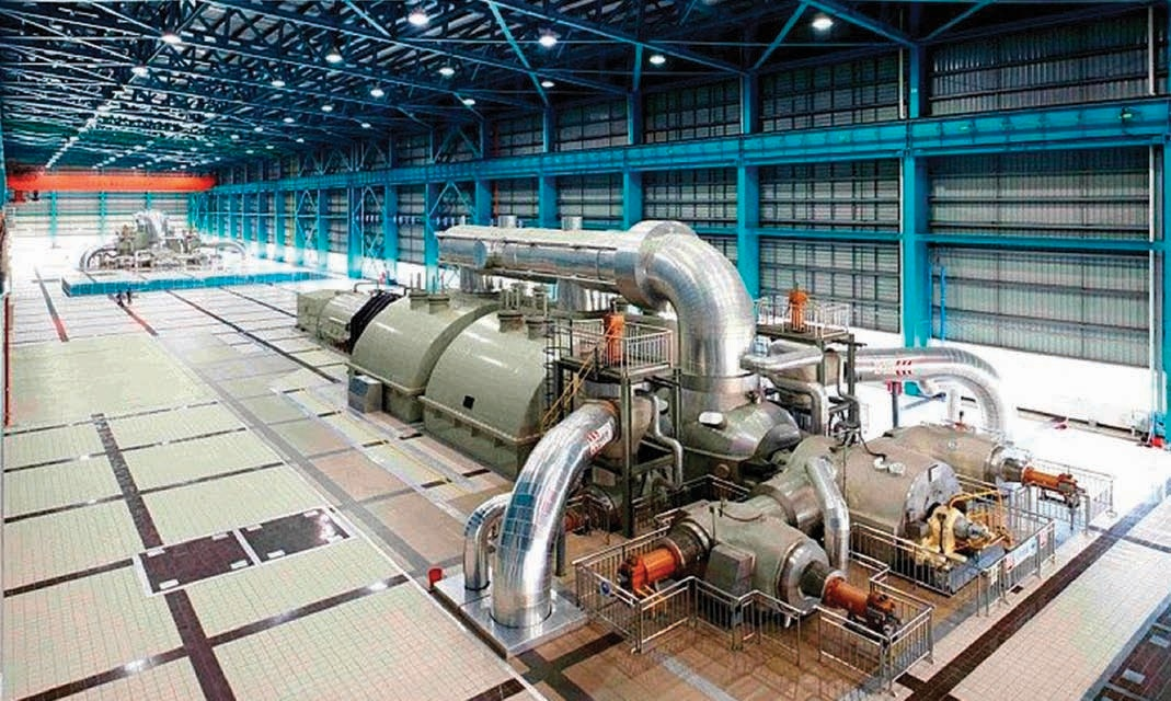 Supercritical Steam Generator ~ Chaotic wind power shunned coalition to use 'green slush