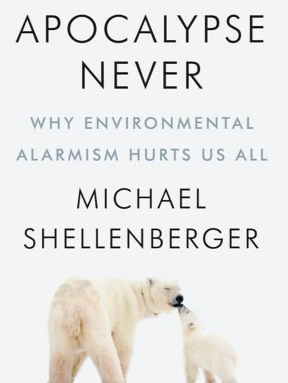 stopthesethings.com - stopthesethings - Michael Shellenberger: Sorry, But I Cried Wolf on Climate Change