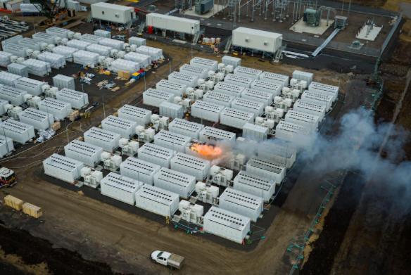 World's Biggest Renewable Energy Battery Becomes World's Biggest Joke
